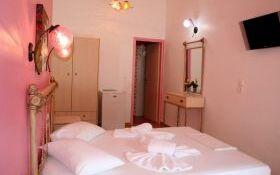 Coralli Apartments, Schlafzimmer