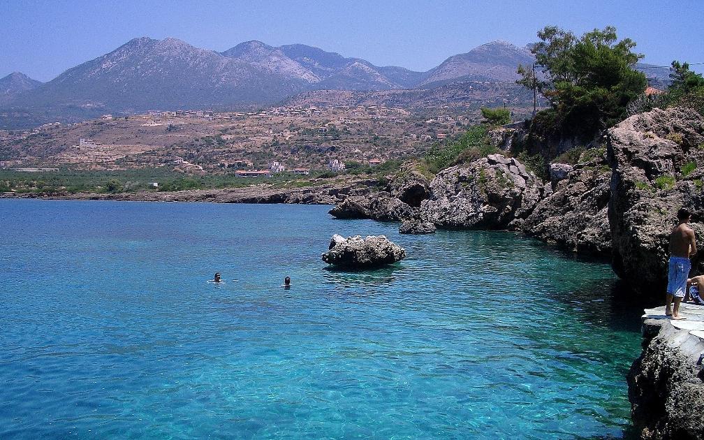 Aghios Nikolaos, Urlaub