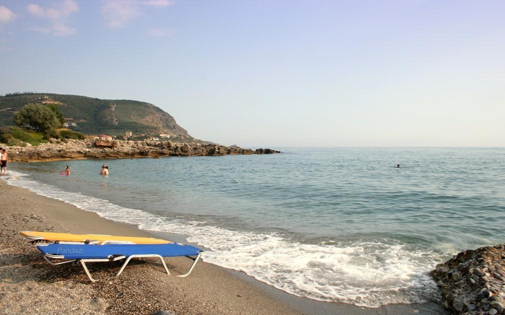 Aghios Nikolaos, Strand, Urlaub