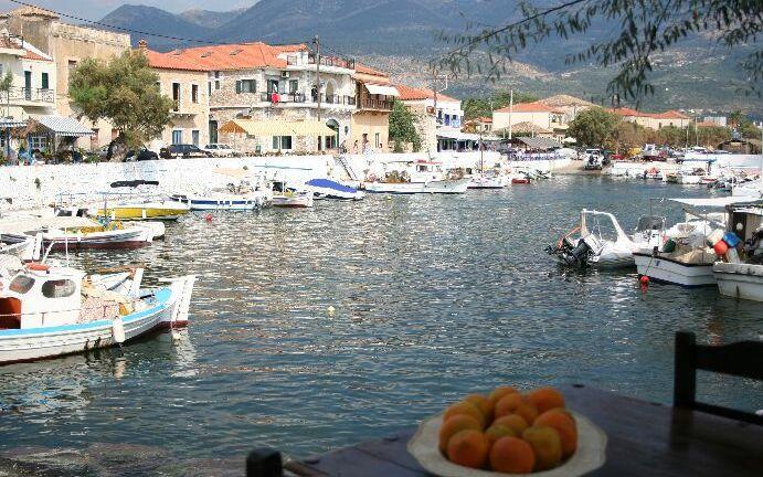 Aghios Nikolaos, Urlaub, Hafen
