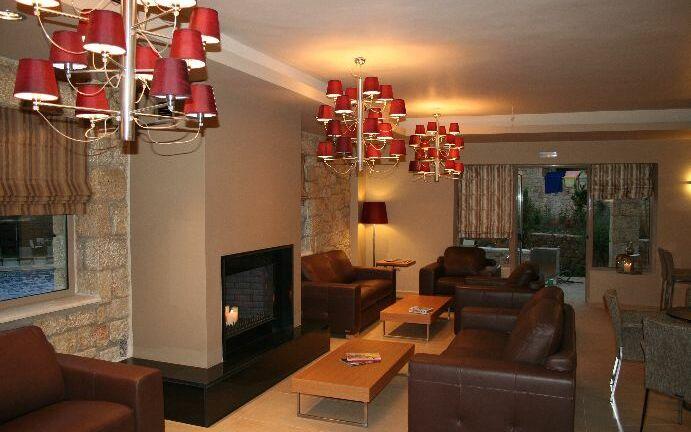 Anaxo Resort, Wohnbereich