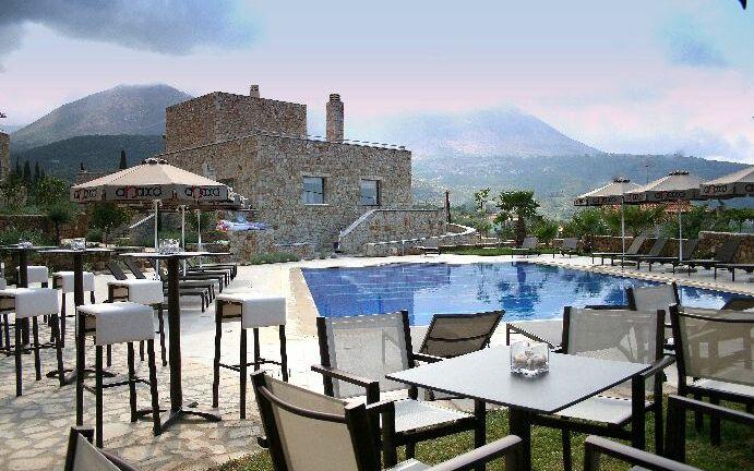 Anaxo Resort, Außenbereich, Pool