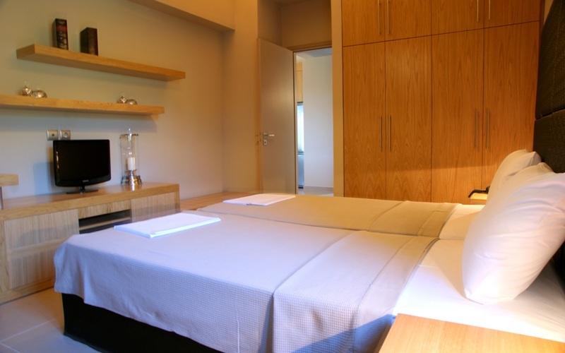 Anaxo Resort, Schlafbereich