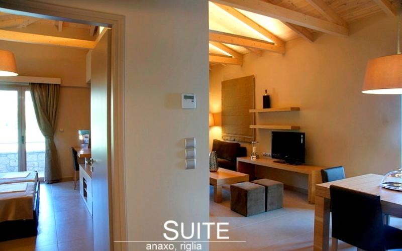 Anaxo Resort, Suite