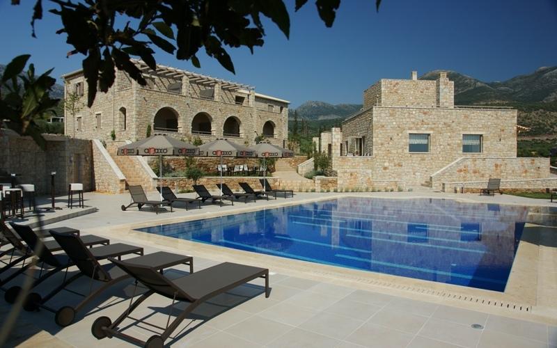 Anaxo Resort, Pool, Außenbereich