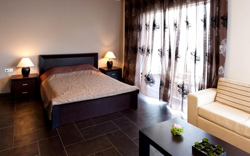 Aris Hotel, Tolo, Schlafbereich