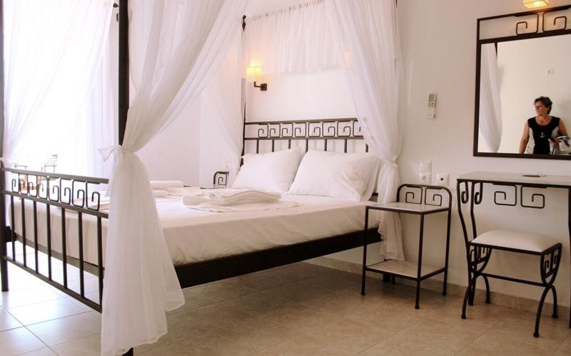 Hotel Golden Star, Schlafzimmer