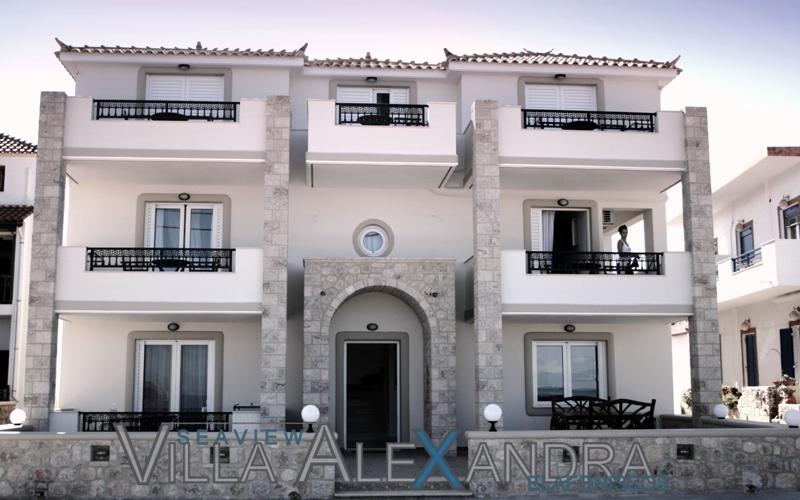 Hotel Golden Star, Villa Alexandra