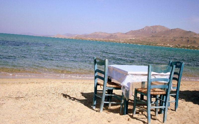 Insel Elafonissos, Strand, Hotel Golden Star