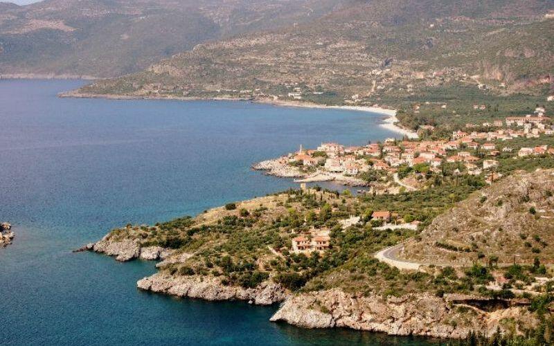Griechenland, Peloponnes, Messenien