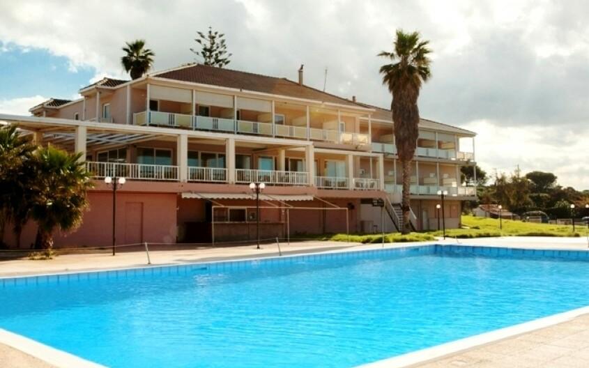 Hotel Limenari, Kyparissia, Pool, Aussehen