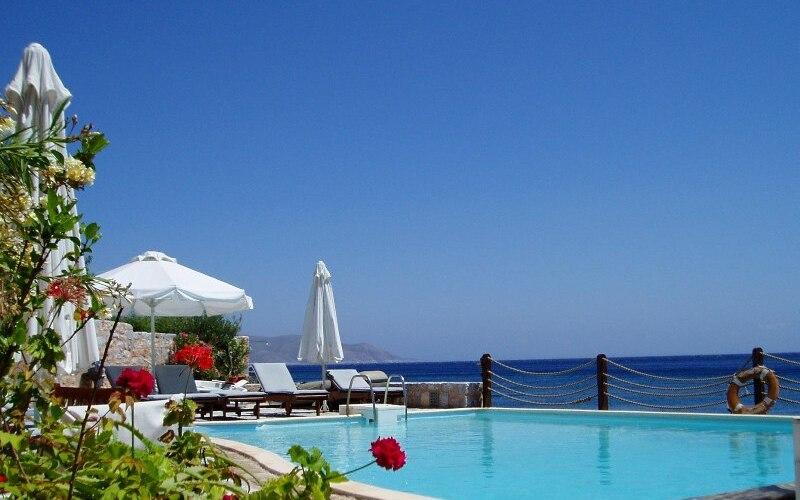 Hotel Kyrimai, Pool