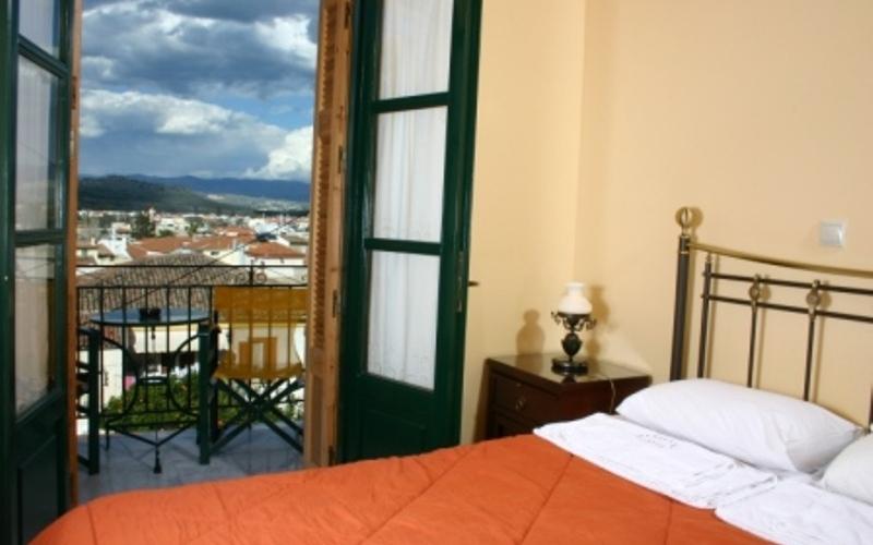 Pension Marianna, Schlafzimmer