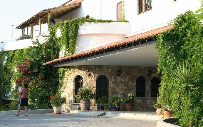 Sunrise Village Resort, Petalidi, Außen