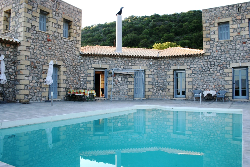 Prosillio Villas, Pool