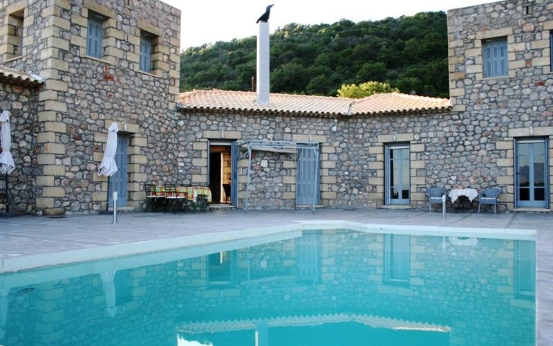Prosillio Villas, Pool