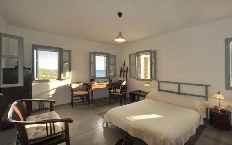 Prosillio Villas, Schlafzimmer