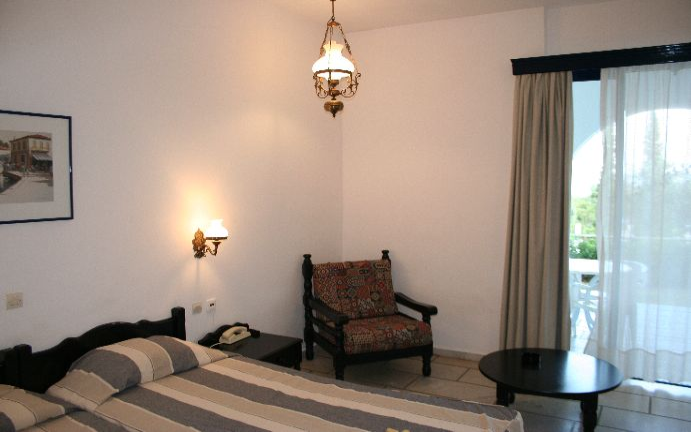 Sunrise Village Resort, Petalidi, Schlafgemach