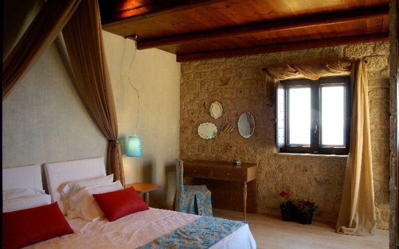 Villa Pelaghia, Schlafzimmer