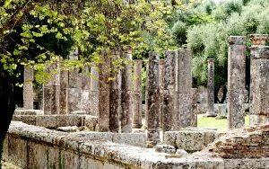 Peloponnes Olympia